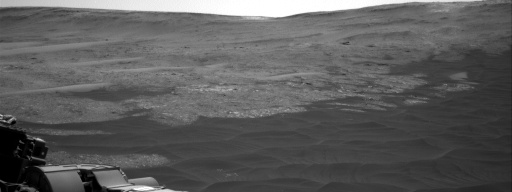 Nasa's Mars rover Curiosity acquired this image using its Right Navigation Camera on Sol 2372, at drive 1386, site number 75