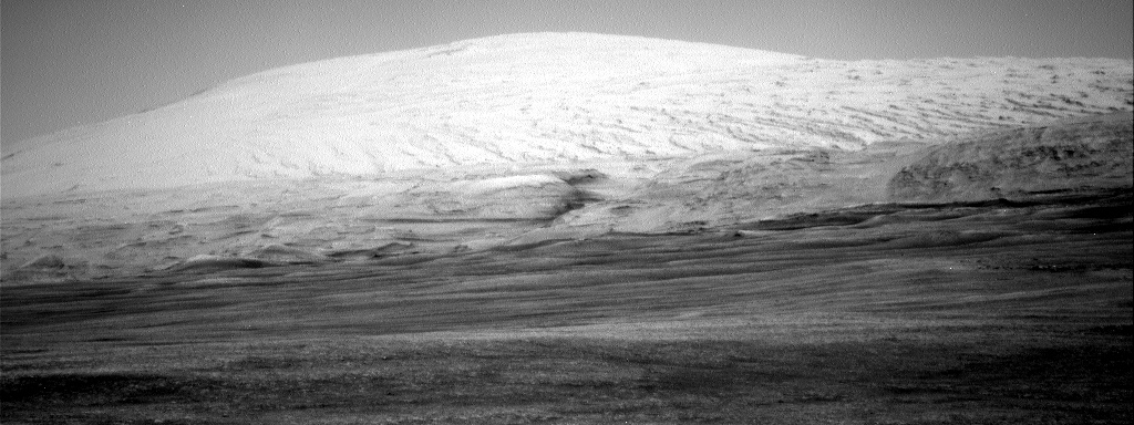 Nasa's Mars rover Curiosity acquired this image using its Right Navigation Camera on Sol 2374, at drive 1386, site number 75