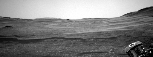 Nasa's Mars rover Curiosity acquired this image using its Right Navigation Camera on Sol 2375, at drive 1386, site number 75