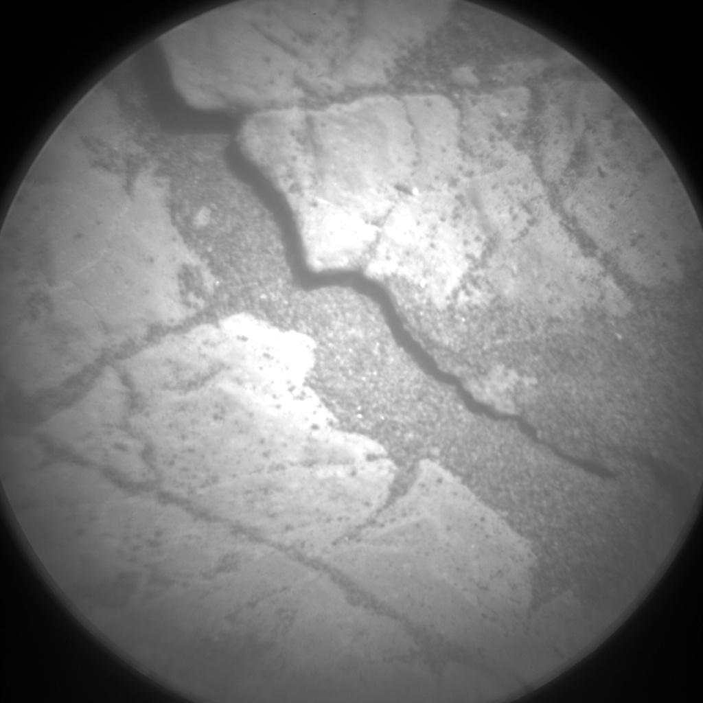 Nasa's Mars rover Curiosity acquired this image using its Chemistry & Camera (ChemCam) on Sol 2379, at drive 1386, site number 75