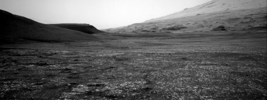 Nasa's Mars rover Curiosity acquired this image using its Right Navigation Camera on Sol 2379, at drive 1386, site number 75