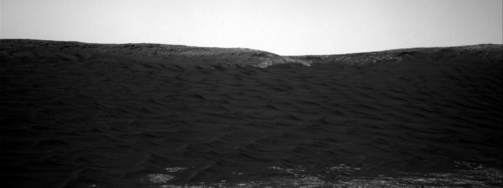 Nasa's Mars rover Curiosity acquired this image using its Right Navigation Camera on Sol 2380, at drive 1386, site number 75