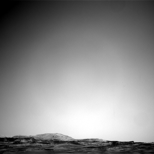 Nasa's Mars rover Curiosity acquired this image using its Right Navigation Camera on Sol 2385, at drive 1398, site number 75