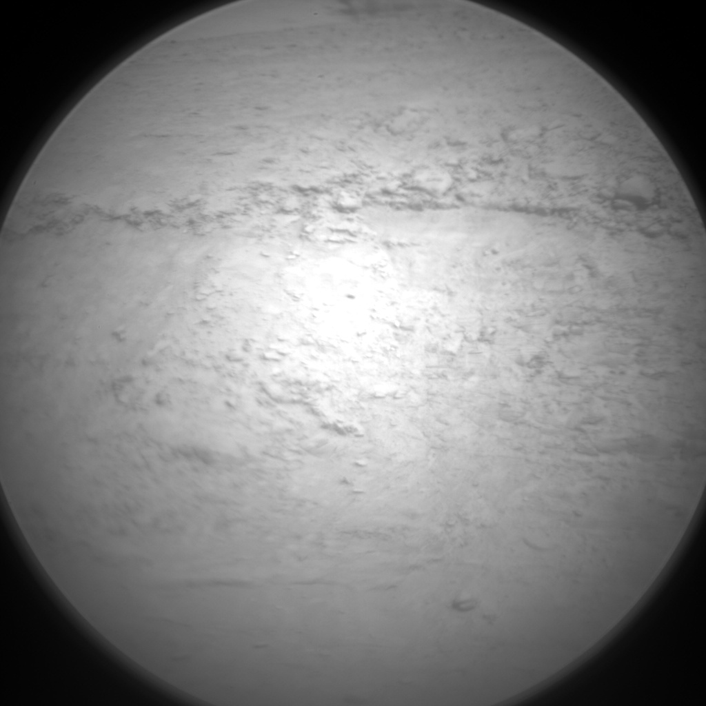 Nasa's Mars rover Curiosity acquired this image using its Chemistry & Camera (ChemCam) on Sol 2386, at drive 1398, site number 75