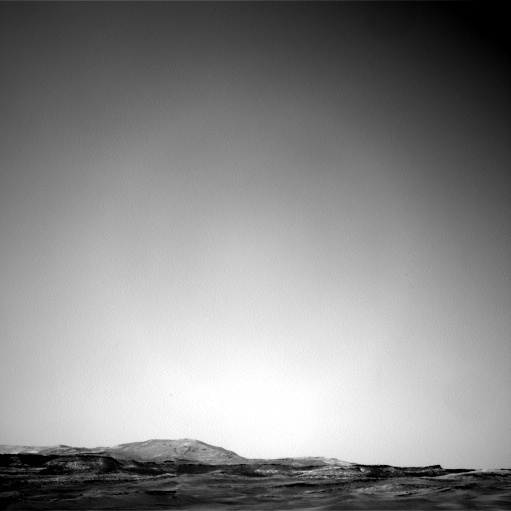 Nasa's Mars rover Curiosity acquired this image using its Right Navigation Camera on Sol 2387, at drive 1398, site number 75