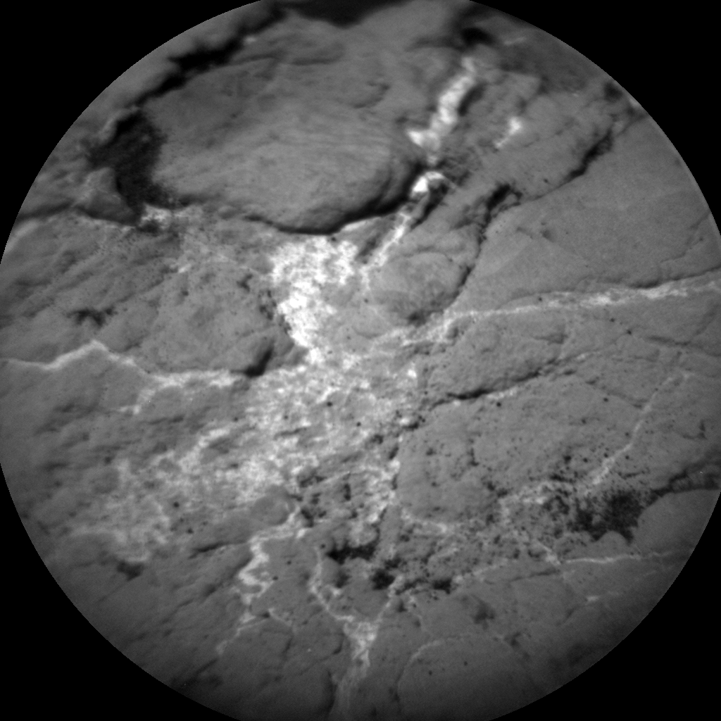 Nasa's Mars rover Curiosity acquired this image using its Chemistry & Camera (ChemCam) on Sol 2399, at drive 1398, site number 75
