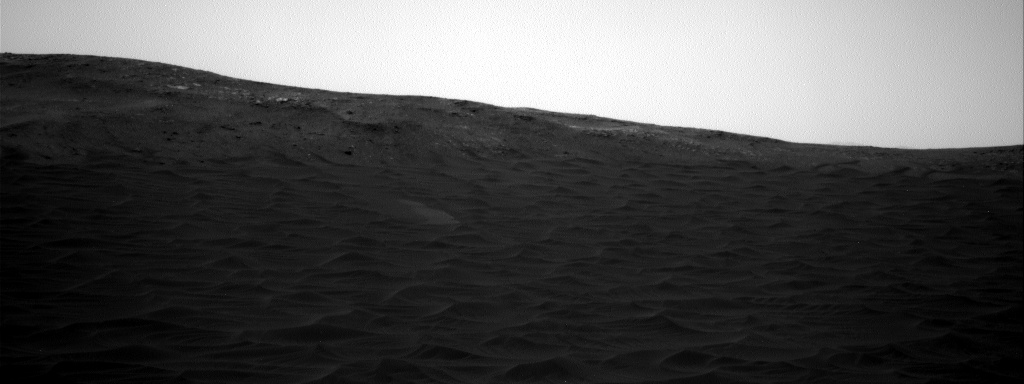 Nasa's Mars rover Curiosity acquired this image using its Right Navigation Camera on Sol 2400, at drive 1398, site number 75