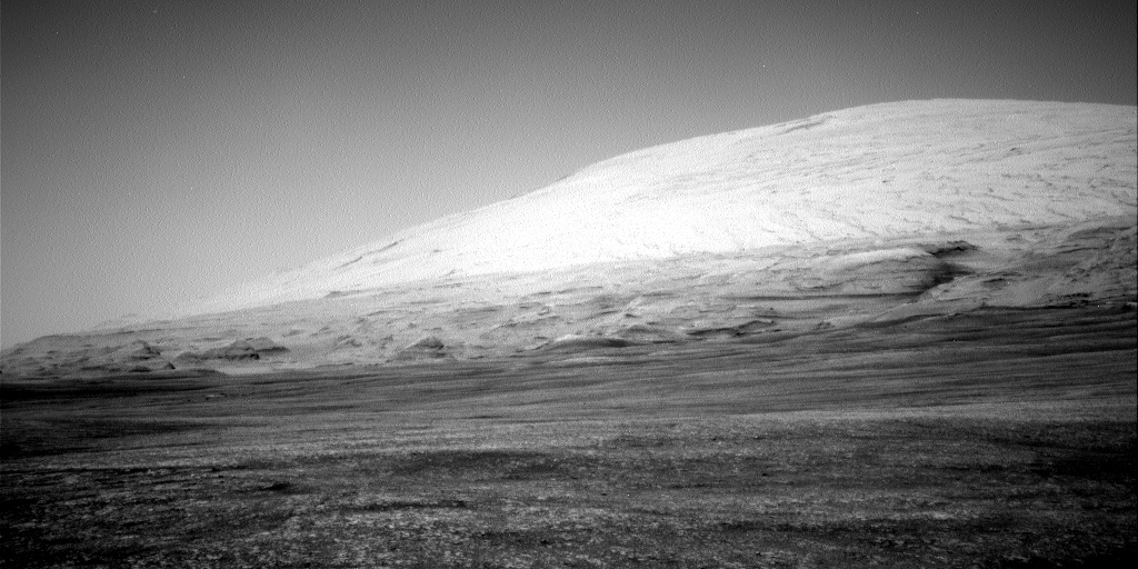 Nasa's Mars rover Curiosity acquired this image using its Right Navigation Camera on Sol 2402, at drive 1398, site number 75