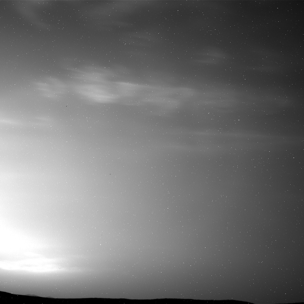 Nasa's Mars rover Curiosity acquired this image using its Right Navigation Camera on Sol 2405, at drive 1398, site number 75