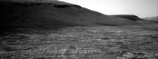 Nasa's Mars rover Curiosity acquired this image using its Right Navigation Camera on Sol 2406, at drive 1398, site number 75