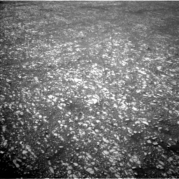 Nasa's Mars rover Curiosity acquired this image using its Left Navigation Camera on Sol 2407, at drive 1398, site number 75
