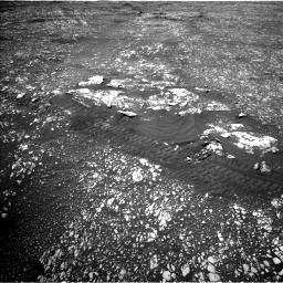 Nasa's Mars rover Curiosity acquired this image using its Left Navigation Camera on Sol 2408, at drive 1540, site number 75