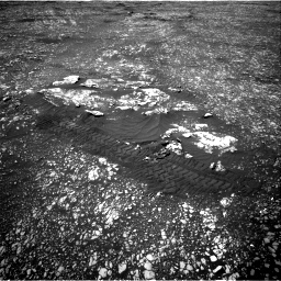 Nasa's Mars rover Curiosity acquired this image using its Right Navigation Camera on Sol 2408, at drive 1540, site number 75