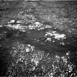 Nasa's Mars rover Curiosity acquired this image using its Right Navigation Camera on Sol 2408, at drive 1552, site number 75