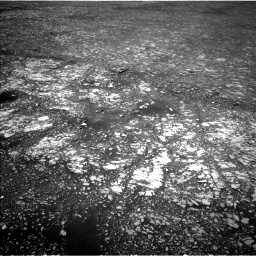 Nasa's Mars rover Curiosity acquired this image using its Left Navigation Camera on Sol 2412, at drive 1678, site number 75