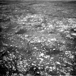 Nasa's Mars rover Curiosity acquired this image using its Left Navigation Camera on Sol 2412, at drive 1702, site number 75