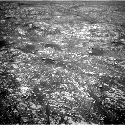 Nasa's Mars rover Curiosity acquired this image using its Left Navigation Camera on Sol 2412, at drive 1714, site number 75