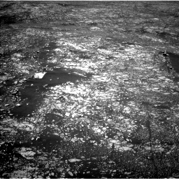 Nasa's Mars rover Curiosity acquired this image using its Left Navigation Camera on Sol 2412, at drive 1768, site number 75