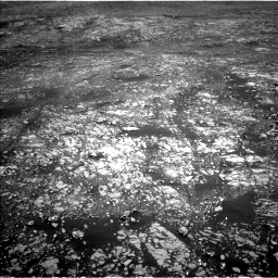 Nasa's Mars rover Curiosity acquired this image using its Left Navigation Camera on Sol 2412, at drive 1786, site number 75