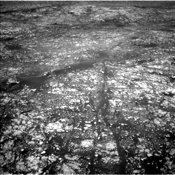 Nasa's Mars rover Curiosity acquired this image using its Left Navigation Camera on Sol 2412, at drive 1798, site number 75