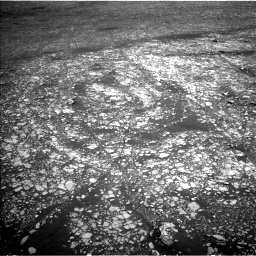 Nasa's Mars rover Curiosity acquired this image using its Left Navigation Camera on Sol 2412, at drive 1858, site number 75