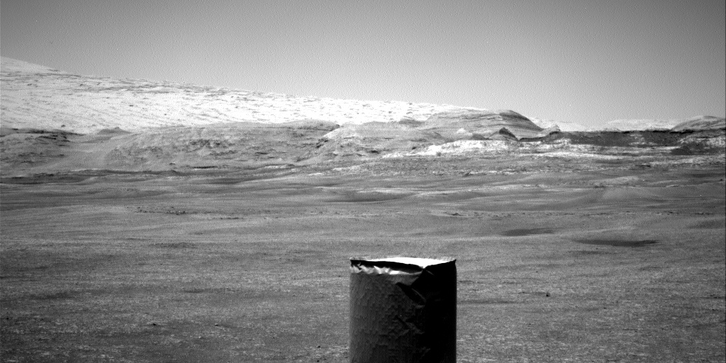 Nasa's Mars rover Curiosity acquired this image using its Right Navigation Camera on Sol 2412, at drive 1564, site number 75