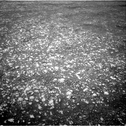 Nasa's Mars rover Curiosity acquired this image using its Right Navigation Camera on Sol 2412, at drive 1588, site number 75