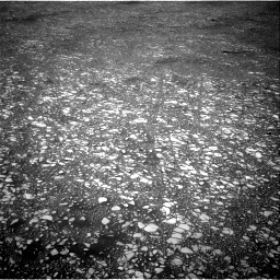 Nasa's Mars rover Curiosity acquired this image using its Right Navigation Camera on Sol 2412, at drive 1630, site number 75