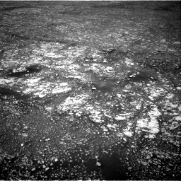 Nasa's Mars rover Curiosity acquired this image using its Right Navigation Camera on Sol 2412, at drive 1684, site number 75