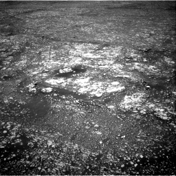 Nasa's Mars rover Curiosity acquired this image using its Right Navigation Camera on Sol 2412, at drive 1690, site number 75