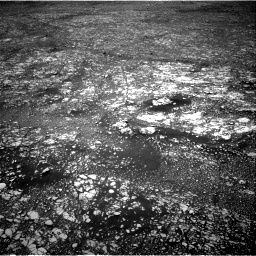 Nasa's Mars rover Curiosity acquired this image using its Right Navigation Camera on Sol 2412, at drive 1696, site number 75