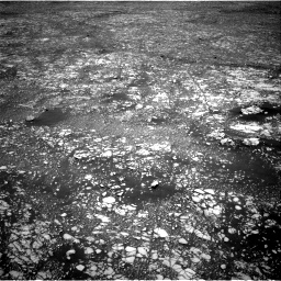 Nasa's Mars rover Curiosity acquired this image using its Right Navigation Camera on Sol 2412, at drive 1702, site number 75