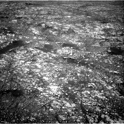 Nasa's Mars rover Curiosity acquired this image using its Right Navigation Camera on Sol 2412, at drive 1720, site number 75