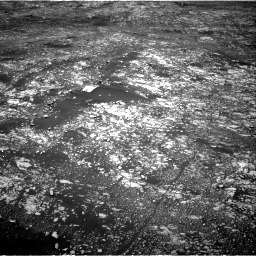 Nasa's Mars rover Curiosity acquired this image using its Right Navigation Camera on Sol 2412, at drive 1750, site number 75