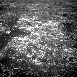 Nasa's Mars rover Curiosity acquired this image using its Right Navigation Camera on Sol 2412, at drive 1768, site number 75