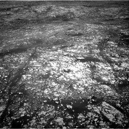 Nasa's Mars rover Curiosity acquired this image using its Right Navigation Camera on Sol 2412, at drive 1792, site number 75