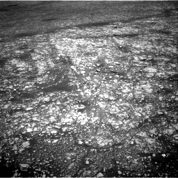 Nasa's Mars rover Curiosity acquired this image using its Right Navigation Camera on Sol 2412, at drive 1852, site number 75