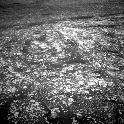 Nasa's Mars rover Curiosity acquired this image using its Right Navigation Camera on Sol 2412, at drive 1858, site number 75