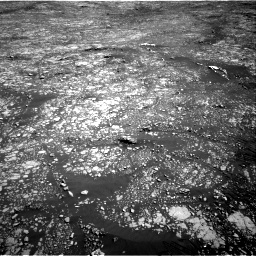 Nasa's Mars rover Curiosity acquired this image using its Right Navigation Camera on Sol 2412, at drive 1900, site number 75