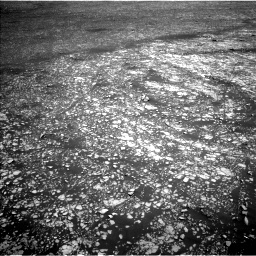 Nasa's Mars rover Curiosity acquired this image using its Left Navigation Camera on Sol 2413, at drive 1922, site number 75