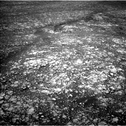 Nasa's Mars rover Curiosity acquired this image using its Left Navigation Camera on Sol 2413, at drive 1982, site number 75