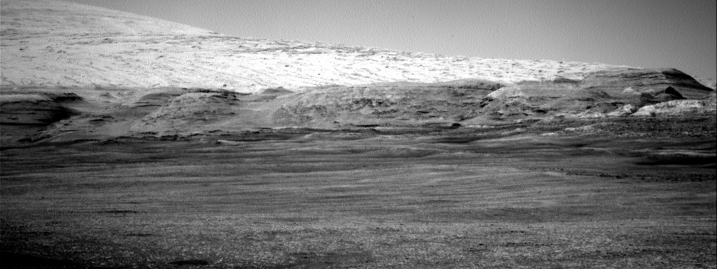Nasa's Mars rover Curiosity acquired this image using its Right Navigation Camera on Sol 2413, at drive 1916, site number 75