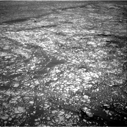 Nasa's Mars rover Curiosity acquired this image using its Right Navigation Camera on Sol 2413, at drive 1940, site number 75