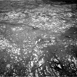 Nasa's Mars rover Curiosity acquired this image using its Right Navigation Camera on Sol 2413, at drive 1988, site number 75