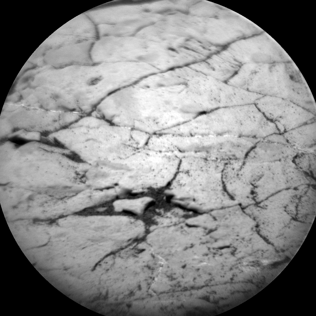 Nasa's Mars rover Curiosity acquired this image using its Chemistry & Camera (ChemCam) on Sol 2413, at drive 1916, site number 75