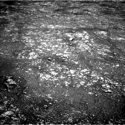 Nasa's Mars rover Curiosity acquired this image using its Left Navigation Camera on Sol 2416, at drive 2148, site number 75