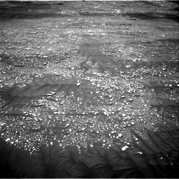 Nasa's Mars rover Curiosity acquired this image using its Right Navigation Camera on Sol 2416, at drive 2286, site number 75