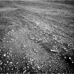 Nasa's Mars rover Curiosity acquired this image using its Right Navigation Camera on Sol 2416, at drive 2328, site number 75
