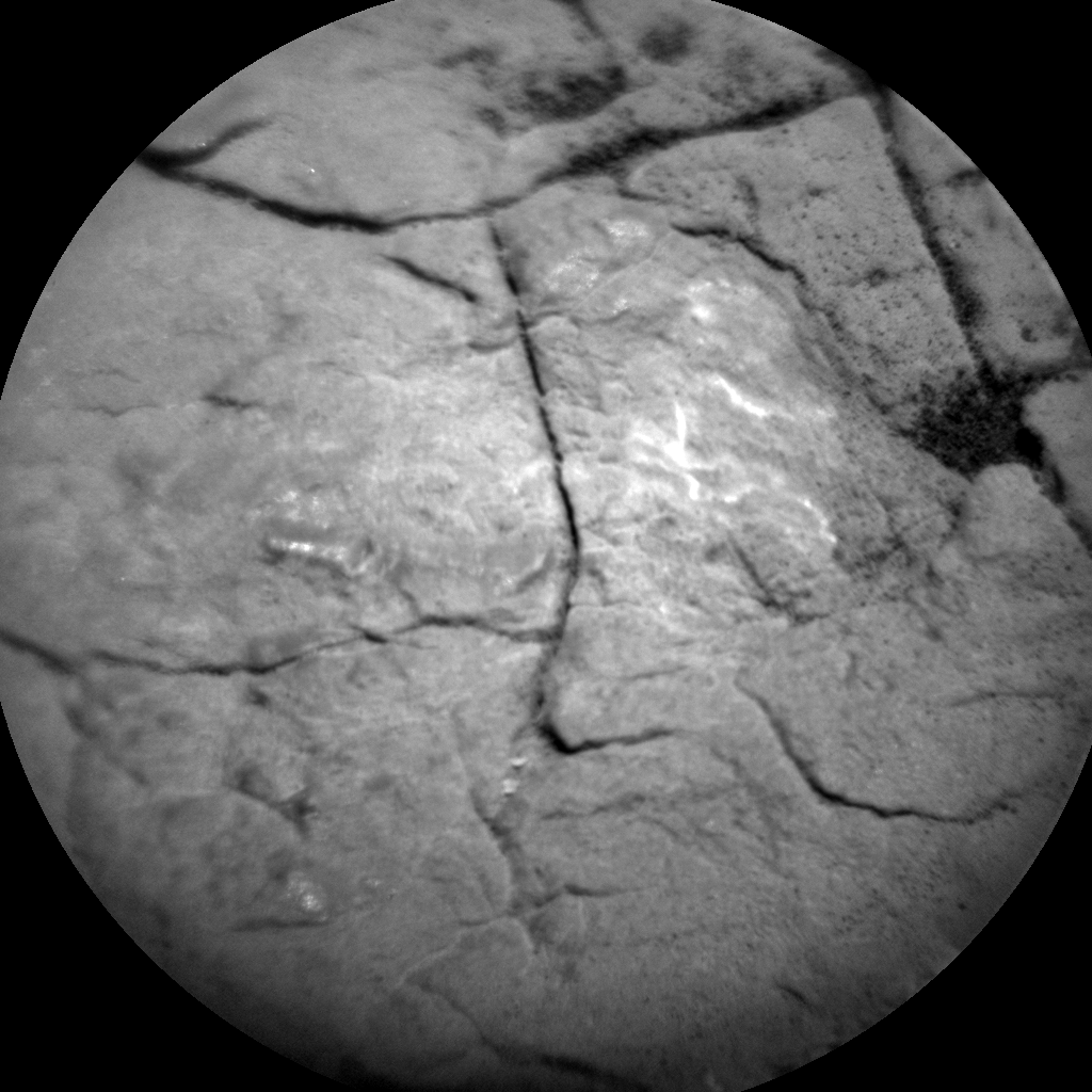 Nasa's Mars rover Curiosity acquired this image using its Chemistry & Camera (ChemCam) on Sol 2416, at drive 2052, site number 75