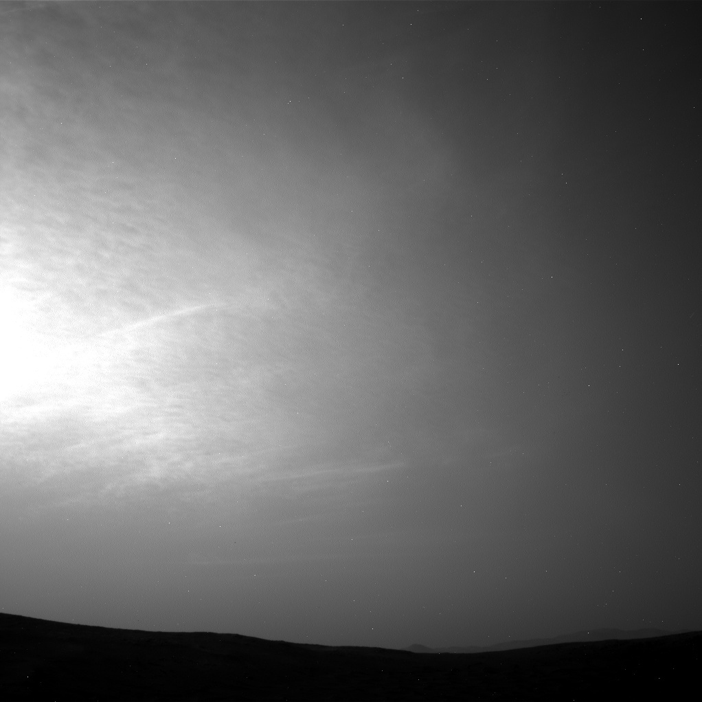 Nasa's Mars rover Curiosity acquired this image using its Right Navigation Camera on Sol 2417, at drive 2332, site number 75